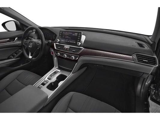 2019 Honda Accord Hybrid Ex L Sedan