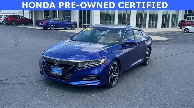 2019 Honda Accord Sedan Sport 1 5T CVT